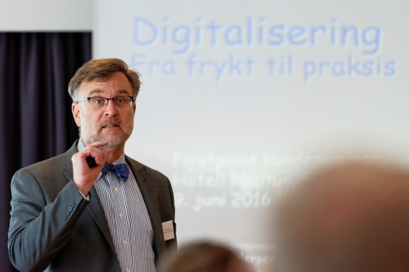 Espen Andersen 2016. Fotograf: Paal Hellesnes fra konsulentselskapet Firstpoint