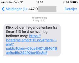 Smart113melding